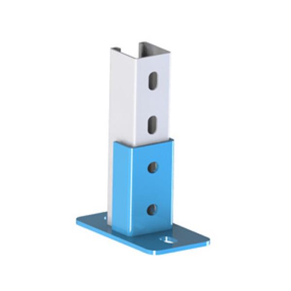 Pied de rail vertical light